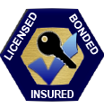 locksmith licensed bonded insured