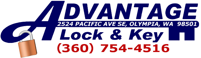 advantage lock key locksmith olympia WA lacey tumwater